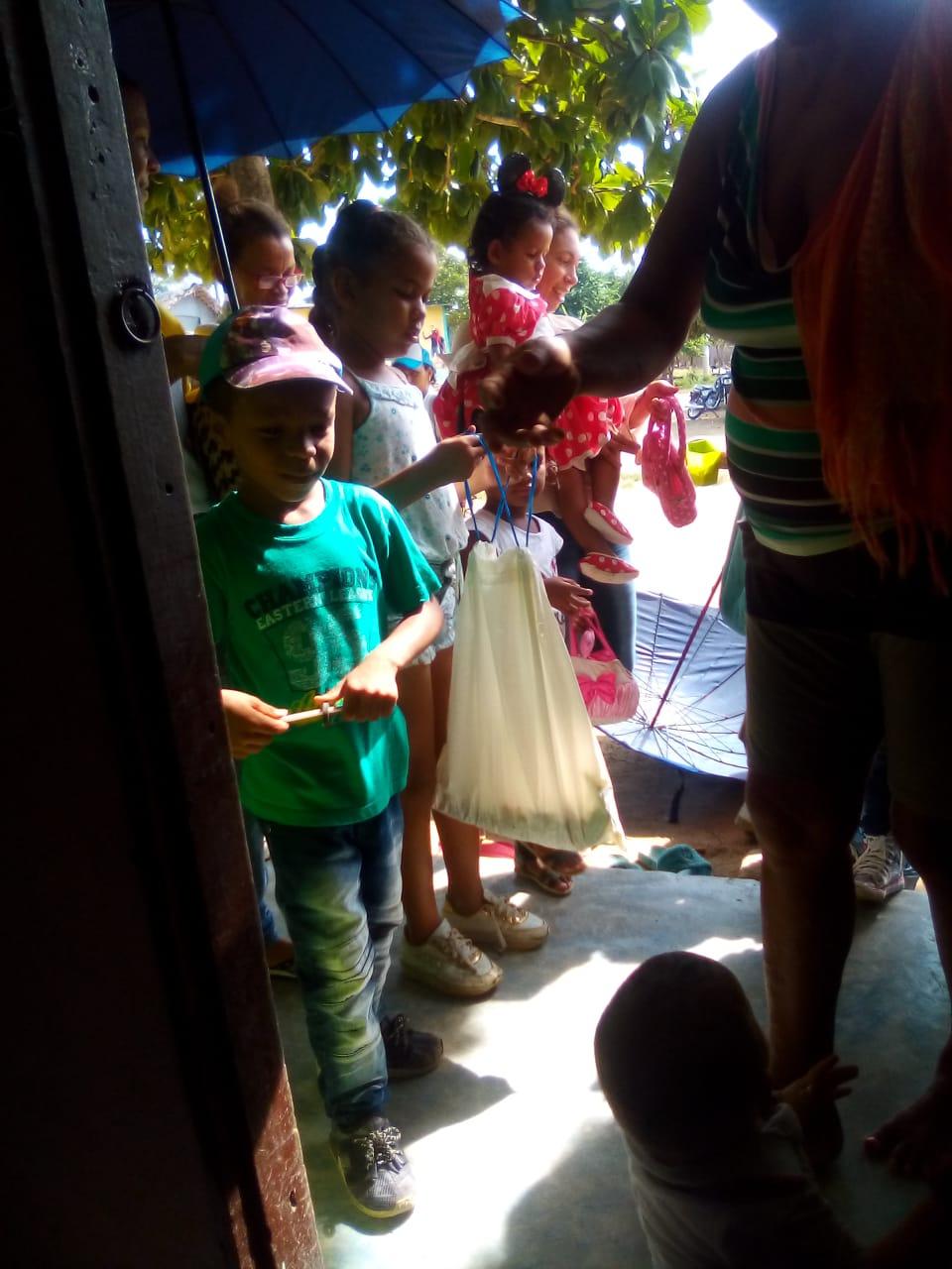 niños de Bálsamo
